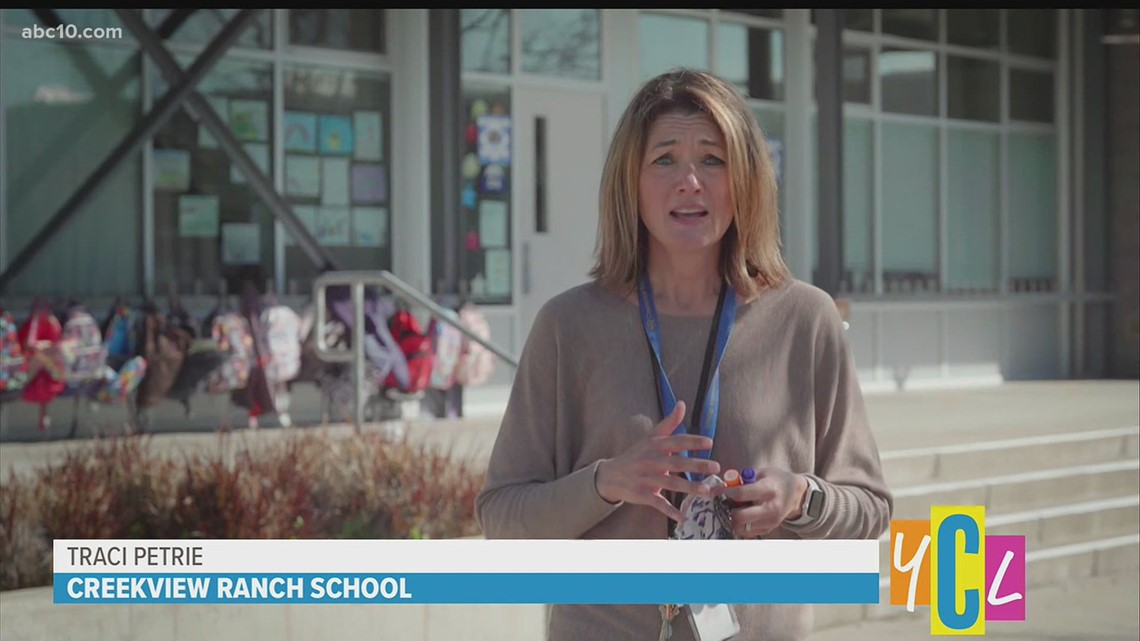 ABC10 Teacher of the Month for March