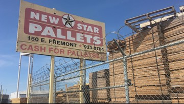 Stockton Fire Marshall shuts down six pallet businesses over growing fire concerns