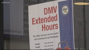 Skip the line: California drivers can now do more at DMV