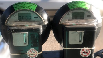 Nevada City increasing parking meter fees, using funds to help prevent wildfires