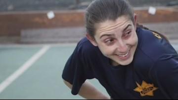 Memorial video for fallen Sacramento Police Officer Tara O'Sullivan