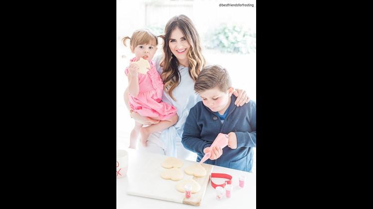 melissa johnson and kids