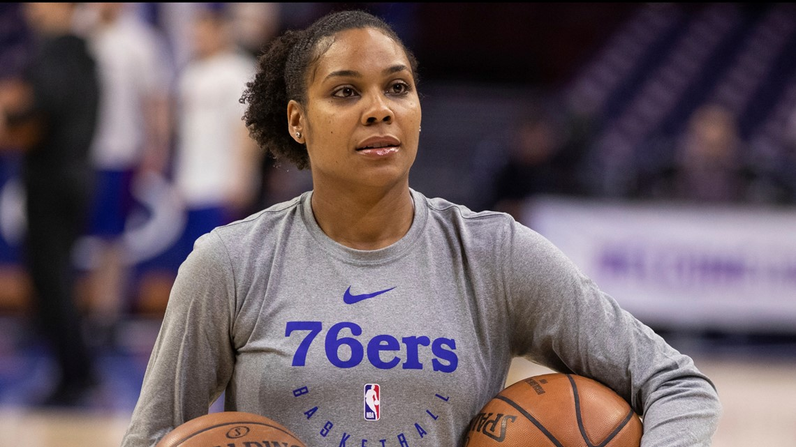 Kings hire WNBA's Lindsey Harding as assistant coach