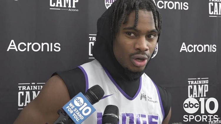 Davion Mitchell ready to tip-off first NBA season with Kings, support received Damian Lillard