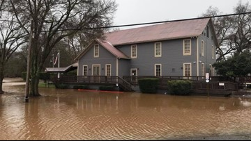 Flooding forces Sloughhouse restaurant to  close for winter