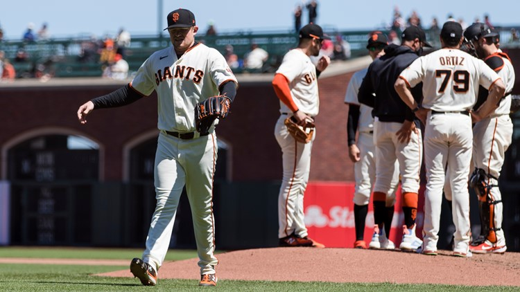 Logan Webb fans 10, San Francisco Giants hand Texas Rangers 9th interleague loss in row