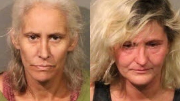 Reno women accused of abandoning 2 toddlers at fire station in Alta