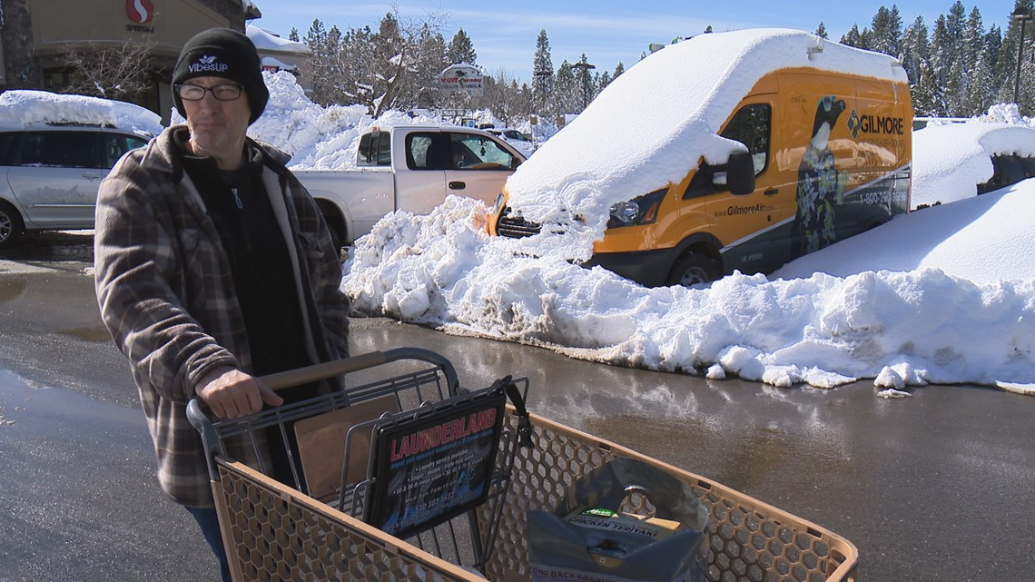 Oakland Gas Prices >> Pollock Pines residents prepare for more snow, more days without power | abc10.com