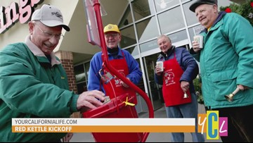 Red Kettle Kickoff - Salvation Army