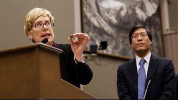 Anti-vaccine activist shoves State Sen. Richard Pan