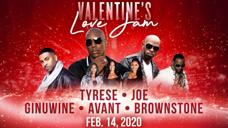 Valentine's Love Jam 2020