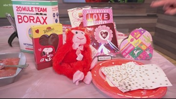 Begley's Bargains: DIY Valentine's Day gifts