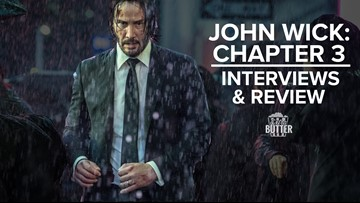 'John Wick: Chapter 3' interviews & review | Extra Butter