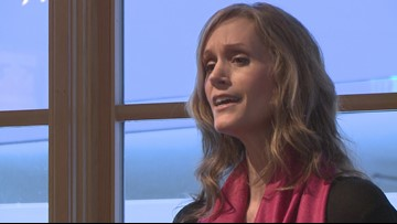 Breast cancer benefit concert at B Street Theatre supports actress Maggie Hollinbeck
