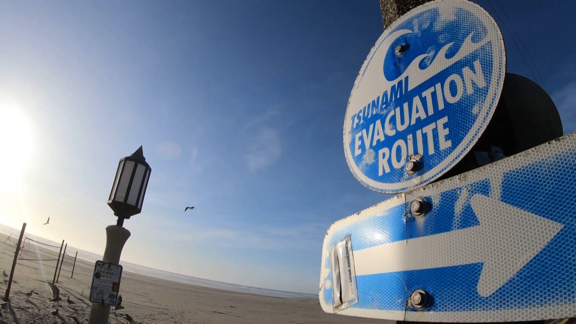 How a tsunami could put an Oregon town underwater