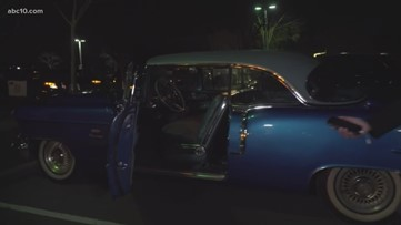 Classic '56 Cadillac stolen from 106-year-old Sacramento WWII veteran found