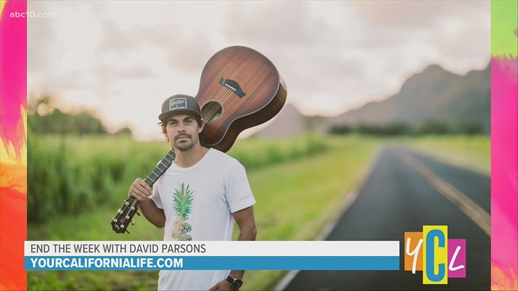 Music Friday from Hawaii with David Parsons III