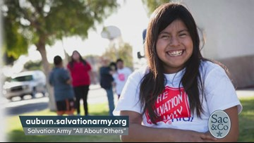 """Salvation Army """"All About Others"""""""