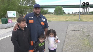 'Please move over or slow down:' Tow truck driver says