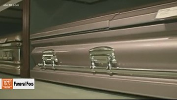 WHY GUY: Why do funeral homes charge for viewing your loved one's body?