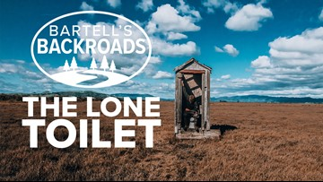 Solved: The Mystery of the Lone Toilet | Bartell's Backroads