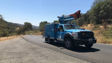 Nearly 124,000 customers could be affected by PG&E power shutoffs | UPDATED