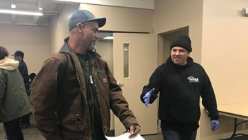 Opening day for Modesto's new shelter brings hope, second chances to homeless