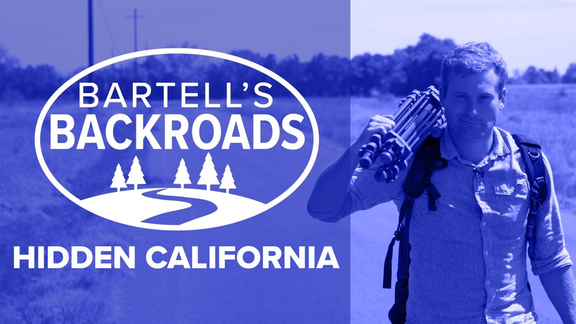 Hidden California: The road trip adventure you can enjoy at home | A Bartell's Backroads extended special