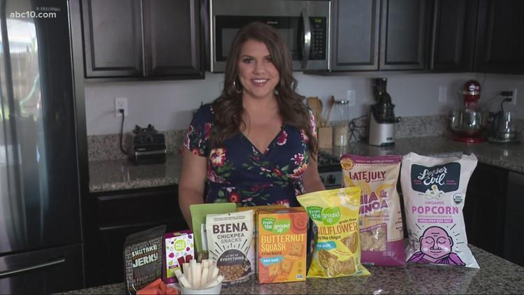 Healthy snack swaps   Meg Unprocessed