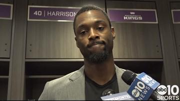Harrison Barnes analyzes Kings' humbling loss to Bulls, looks ahead to Blazers