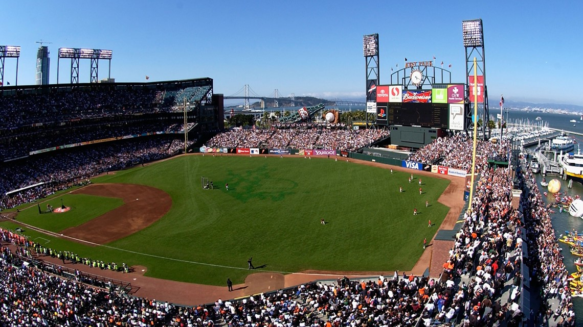 AP Source: Raiders in talks with Giants over sharing Oracle Park