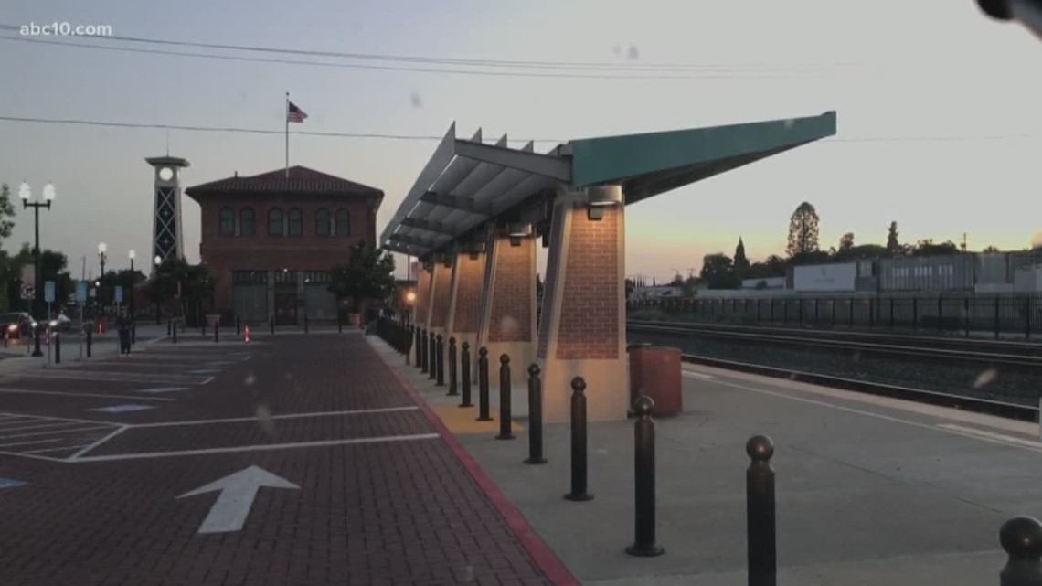 ACE Trains connecting Stockton to San Jose canceled because of gas leak