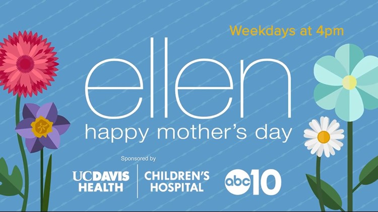 Ellen's Mother's Day Show Contest Sweepstakes