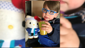West Sacramento boy with inoperable brain tumor gets wish granted by local grocery store