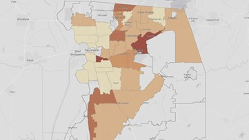Here's where Sacramento County's coronavirus cases are located by zip code
