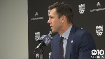 Luke Walton sees big improvements in Kings win over Suns