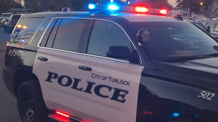 Man arrested for child pornography, Turlock police say