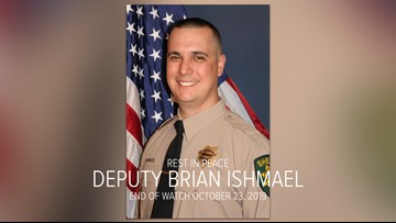 Official memorial fund set up for Deputy Brian Ishmael