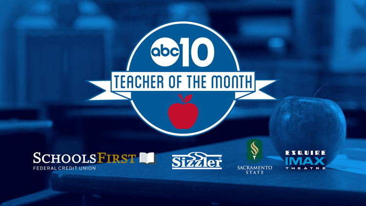 August 2021: ABC10's Teacher of the Month is Michael Itkoff