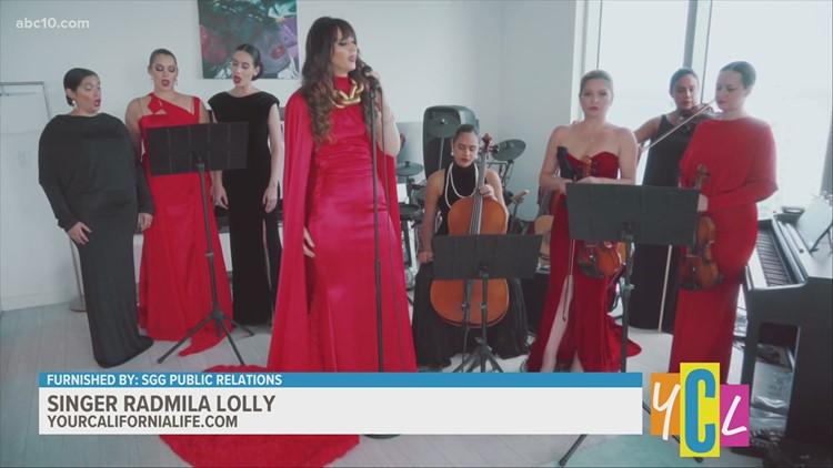 Radmila Lolly Releases New Single 'Magic'