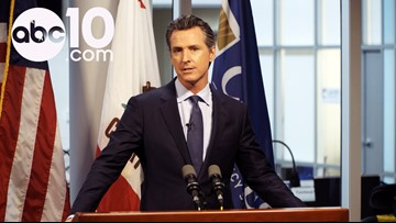Gov. Newsom talks liability laws, possible government takeover of PG&E
