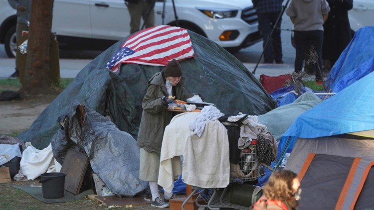 California governor proposes $12B to house state's homeless