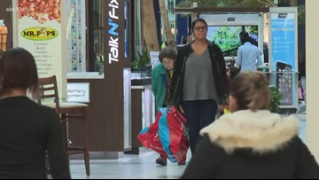 Shoppers fill Arden Fair Mall hoping to beat after-Christmas rush