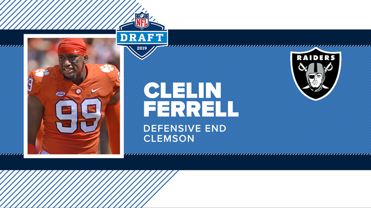 Clelin Ferrell