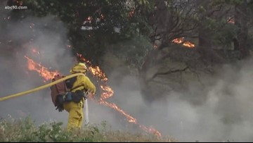 Local Headlines: Search continues for missing auto writer; Sand Fire in Yolo County 90% contained