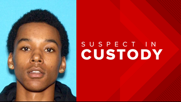 20-year-old man arrested for allegedly shooting, killing woman