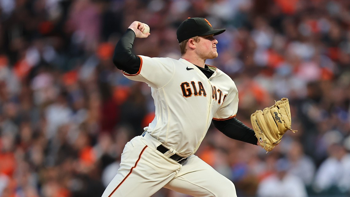 Logan Webb, fueled by Red Bull, ready to lead the San Francisco Giants into Game 5 of the NLDS