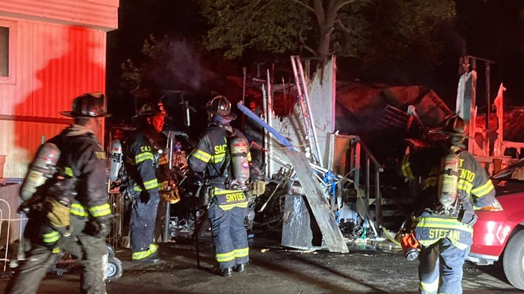 Five people displaced after fire in West Sacramento