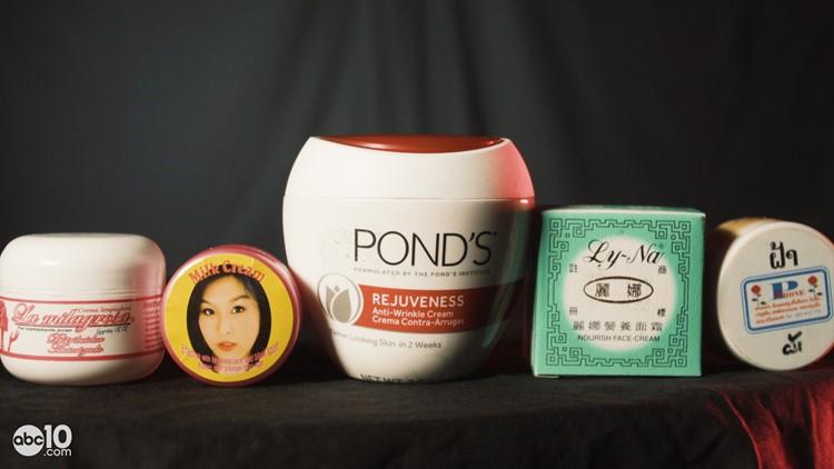 Toxic skin creams_Skin creams tested by ABC10