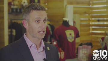 Sacramento Republic FC President Ben Gumpert on MLS decision to expand to 30 teams
